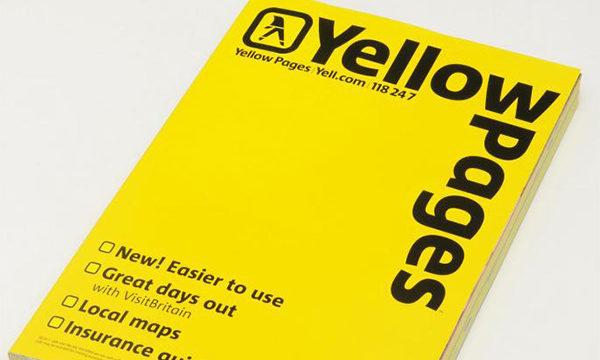 สมุดหน้าเหลืองเพียงเล่มเดียวมีข้อมูลที่คุณต้องการค้นหาทั้งหมด