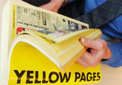 เทคนิคการใช้สมุดหน้าเหลือง ค้นหาบุคคล หรือที่อยู่เบื้องต้น
