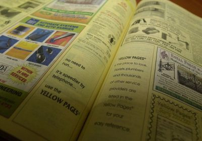 Yellow pages ในต่างประเทศ ยังใช้กันอยู่หรือไม่?
